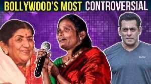 Ranu Mondal's Controversies With Lata Mangeshkar, Her Daughter | Salman Khan, Himesh Reshammiya [Video]