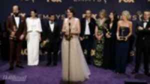 Phoebe Waller-Bridge on Comedy Series Win for 'Fleabag' | Emmys 2019 [Video]