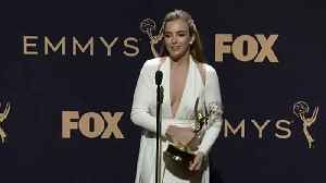 Emmys 2019: Jodie Comer wins best actress for Killing Eve [Video]