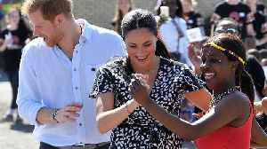 Meghan and Harry show off their dance moves on South African tour [Video]