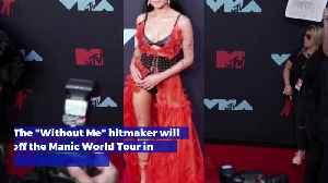 Halsey Announces 2020 'Manic' World Tour [Video]