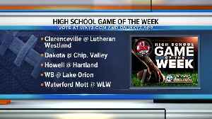 Voting open for WXYZ Game of the Week (2019 Week 5) [Video]