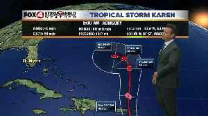 Monday Tropical Update [Video]