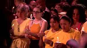 New Jersey holds vigil for missing child [Video]
