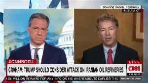 Rand Paul slams Liz Cheney and backs US withdrawal from Afghanistan [Video]