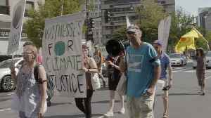 Small Turnout At D.C. Climate Protest As U.N. Climate Summit Kicks Off [Video]