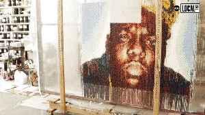 Bubble Wrap Artist Makes Masterpieces Bubble by Bubble [Video]