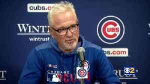 Major Blow To Cubs' Postseason Chances [Video]