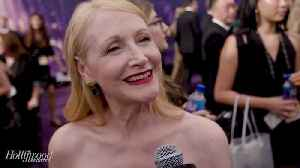Patricia Clarkson Hopes to Work With Amy Adams Again: 'I Say a Little Prayer' | Emmys 2019 [Video]