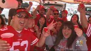 49ers Faithful's Hopes, Expectations High During Home Opener At Levi's Stadium [Video]