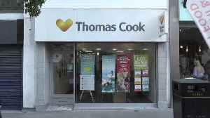 Thomas Cook collapses after rescue talks fail [Video]