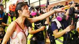 Hong Kong Struggles To Restore Normalcy After October 1 Anniversary Protests [Video]