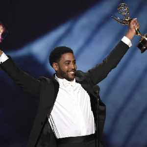 See the emotional moment Jharrel Jerome dedicates Emmy win to Central Park Five [Video]