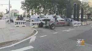 UN General Assembly Street Closures Begin [Video]