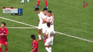 AFC U16 Championship 2020 Group I Qualifiers Top 3 Goals [Video]