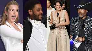 2019 Emmys: The Most Memorable Moments | THR News [Video]