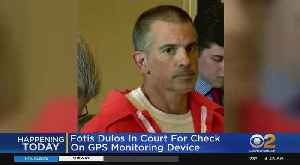 Fotis Dulos Back In Court Today [Video]