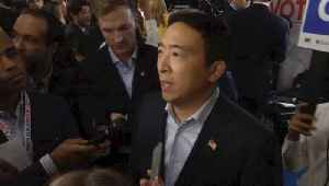 Former Employee of 2020 Candidate Andrew Yang Says She was Fired for Getting Married [Video]