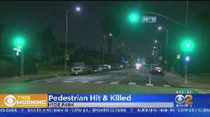Man On Bicycle Killed In Hyde Park Crash [Video]