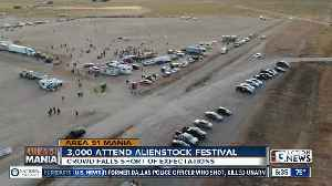 Low attendance costs Area 51 festivals [Video]