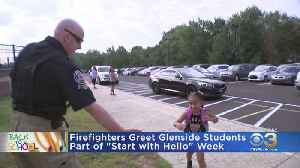 Elementary School Students In Montgomery County Kickoff 'Start With Hello' Week [Video]