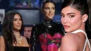 Kylie Jenner DITCHES The Emmy's As Sisters Kendall & Kim Get ROASTED In Front Of A LIVE Audience! [Video]