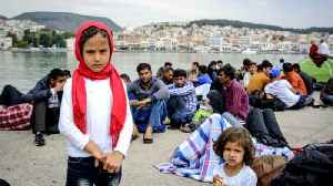 Greece camps turning away refugees and migrants amid horrific conditions [Video]