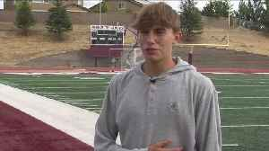 Teen Returns to Football Months After Devastating Injury [Video]