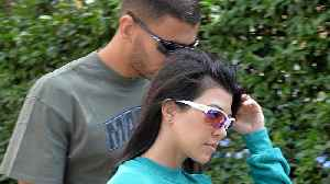 Kourtney Kardashian DATING Younes Bendjima AGAIN! [Video]