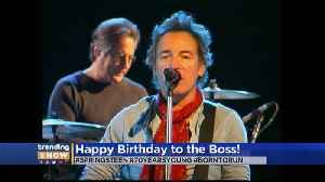 Happy Birthday To The Boss! [Video]