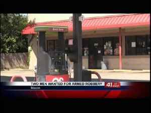 2 masked men rob east Macon convenience store [Video]