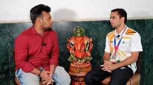 News video: IANS Exclusive | Interview | Amit Panghal