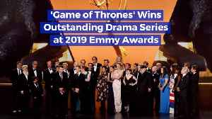 'Game of Thrones' Takes Over The 2019 Emmys [Video]