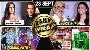 Katrina On Affair With Salman, Alia's New Film Gangubai, Bigg Boss 13 Grand Launch | Top 10 News [Video]