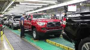 Toyota Tundra & Tacoma pickup trucks - Manufacturing Process [Video]