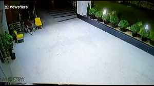 'Pushed by an invisible hand' Ghostly wheelchair spooks hospital staff in north India [Video]
