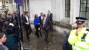 Gina Miller spotted leaving Supreme Court after parliament prorogation ruled unlawful [Video]