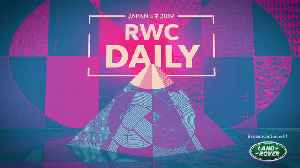 Rugby World Cup Daily - Episode 6 [Video]