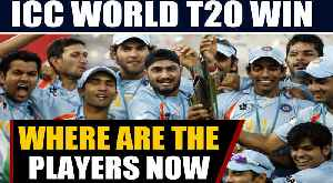 India's triumph in ICC World T20 turns 12: Where are the players now |OneIndia News [Video]