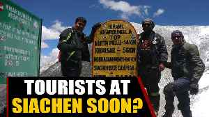Army plans to open Siachen glacier for Indian citizens | Oneindia News [Video]