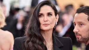 Demi Moore approached ex Ashton Kutcher while penning new memoir [Video]