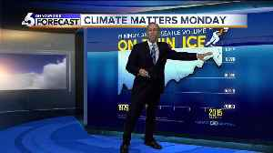 Climate Matters Monday - Arctic Sea Ice [Video]