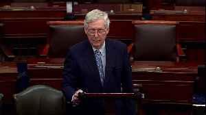 'Regrettable' Dems have 'politicized' whistleblower: McConnell [Video]
