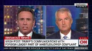 "Anti-Trump Advocate Defends Trump Against ""Snitch"" Whistleblower [Video]"