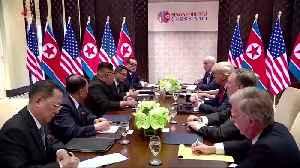 Trump asks what third North Korean summit would yield [Video]