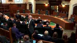 News video: Johnson's parliament suspension 'unlawful' rules UK's top court
