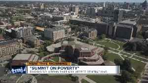 'Summit on Poverty' will focus on our most vulnerable children [Video]