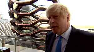 UK's Johnson will 'respect' court verdict on parliament suspension [Video]