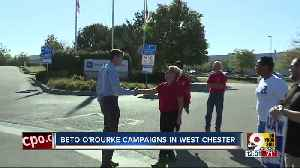 Democratic presidential candidate Beto O'Rourke visits United Auto Workers strike in West Chester [Video]