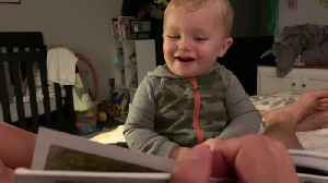 One-Year-Old Delivers Hilarious 'Chewbacca' Impression [Video]